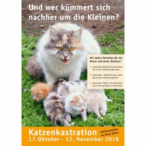 Plakat zur Aktion