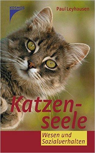 """Abb: Cover von """"Katzenseele"""" aus dem KOSMOS-Verlag"""